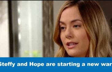 The Bold and The Beautiful Steffy and Hope are starting a new war