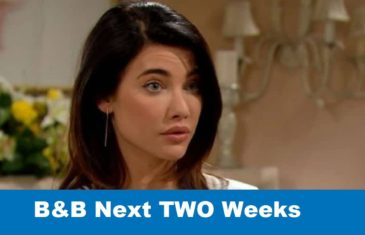 The Bold and The Beautiful Spoilers Next TWO Weeks