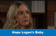 The Bold and the Beautiful Hope Logan's Baby