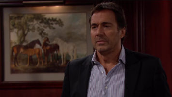 The Bold and The Beautiful Bill wakes up Ridge goes to jail