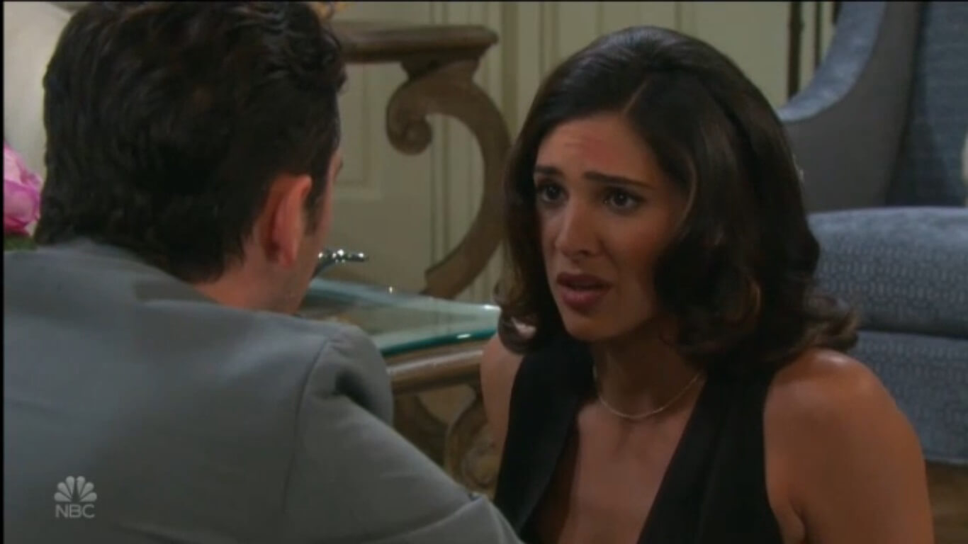 Days of Our Lives JJ is devastated when Gabi's plot is revealed