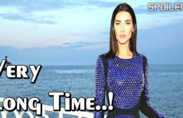 The Bold and the Beautiful Steffy will leave the BB for a very long time