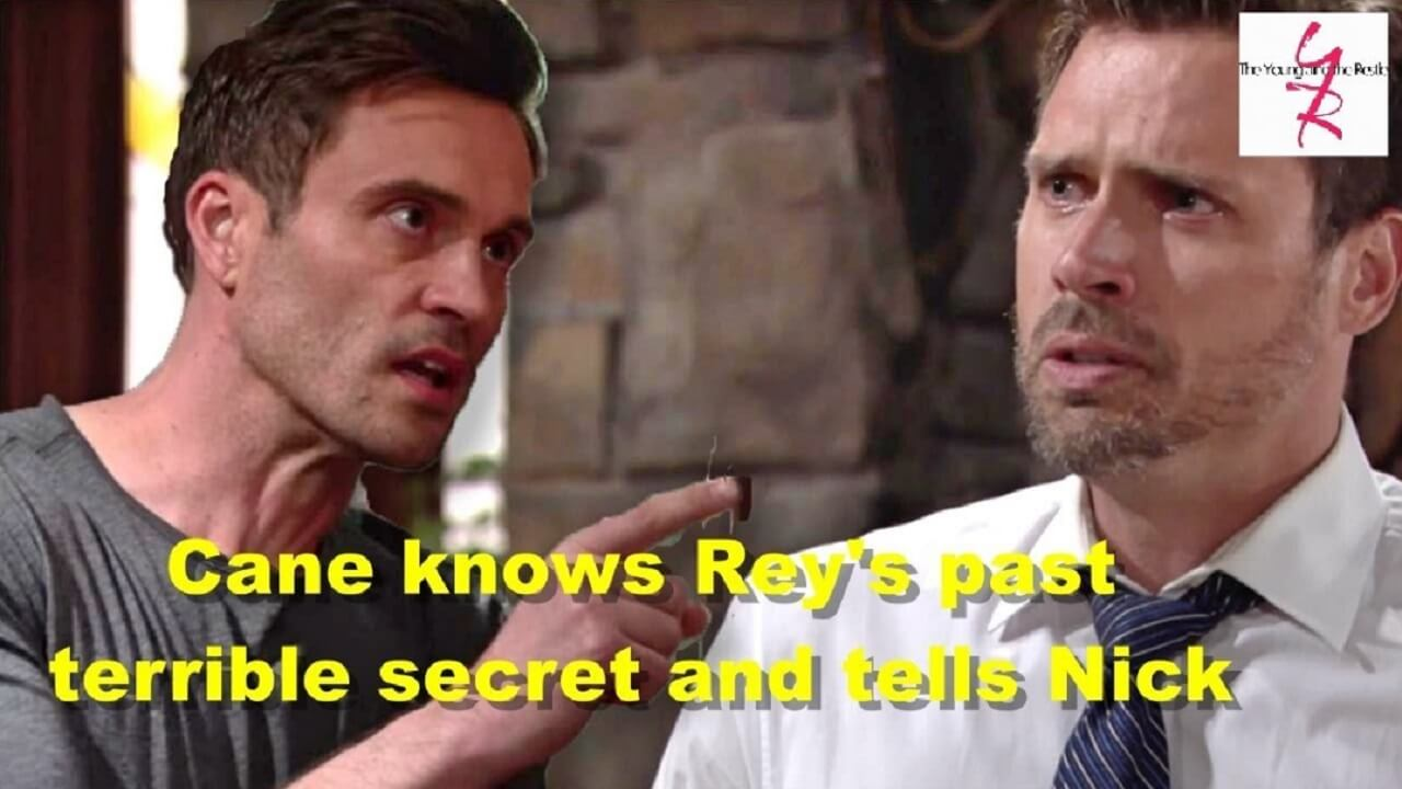 The Young and the Restless Spoilers Thursday November 1