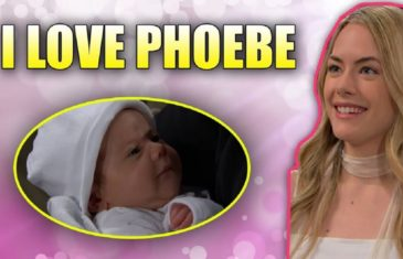 Hope Loves Phoebe   Bold and the Beautiful Spoilers