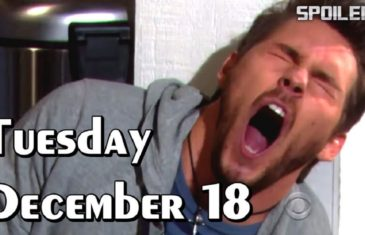 The Bold and the Beautiful Spoilers Tuesday December 18