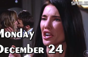 The Bold and the Beautiful Spoilers December 24-28