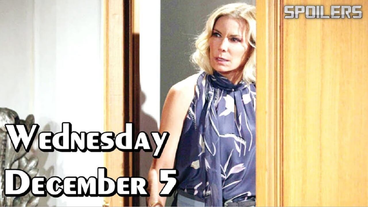 The Bold and the Beautiful Spoilers Wednesday December 5