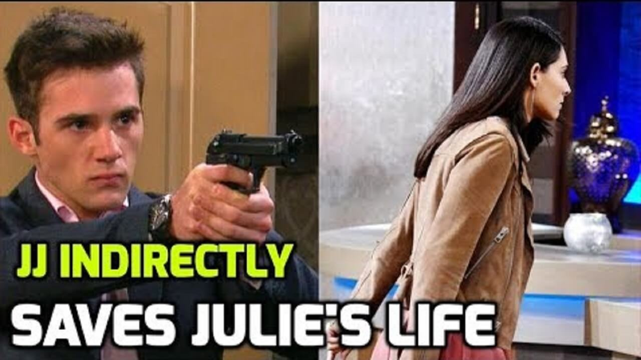 Days of our lives Spoilers JJ indirectly saves Julie's life