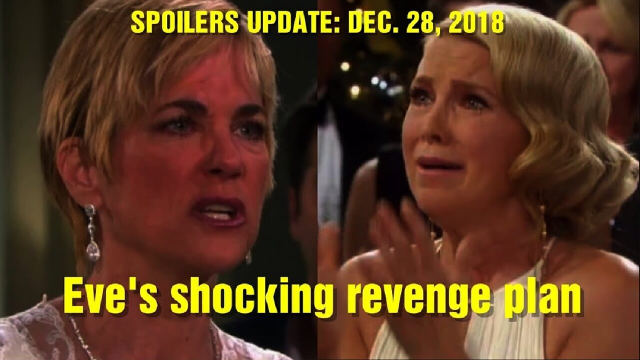 Days of Our Lives Spoilers Eve's shocking revenge plan