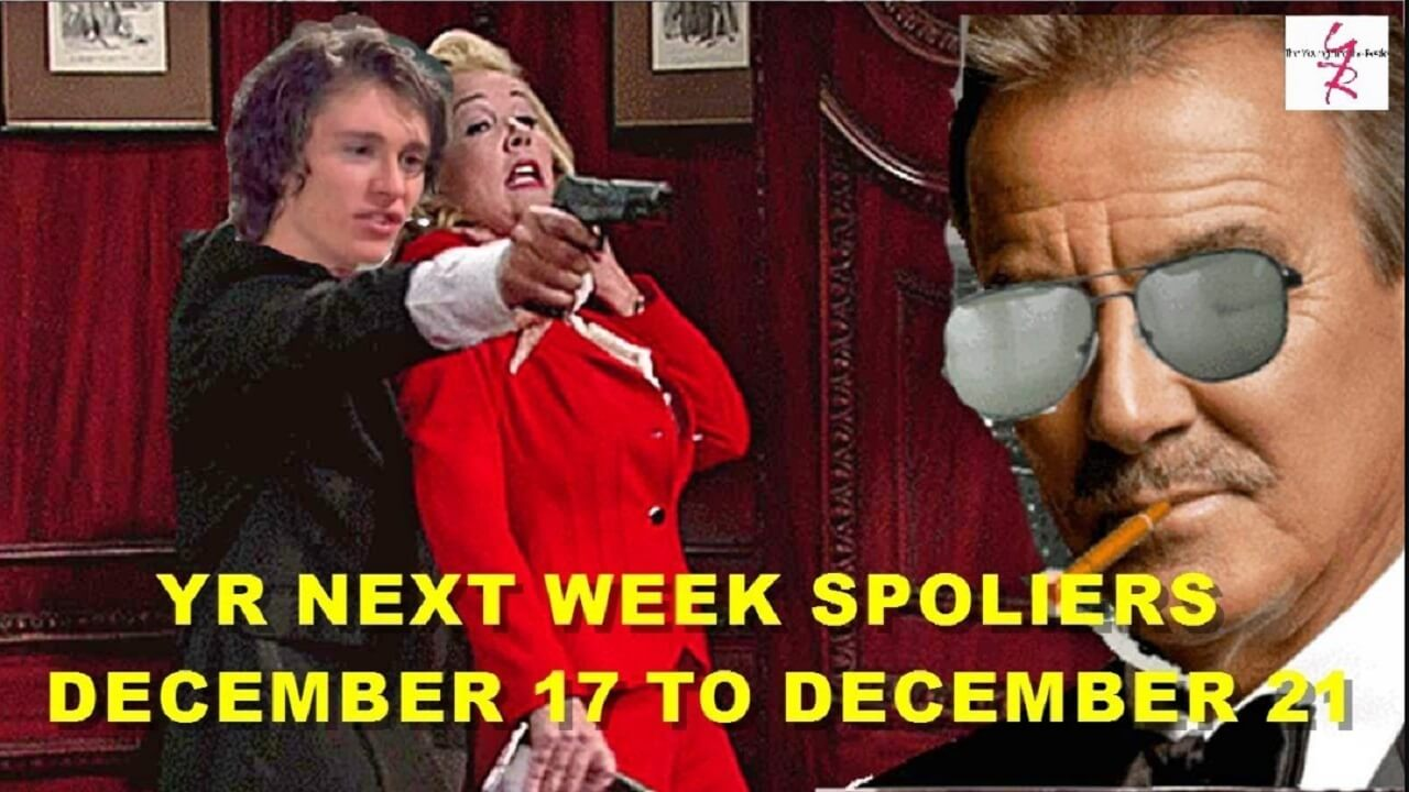 The Young and the Restless Spoilers December 17-21