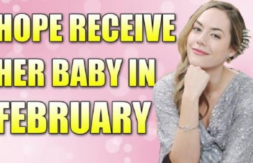Bold and the Beautiful Spoilers Hope Will Receive Her Baby Back In February