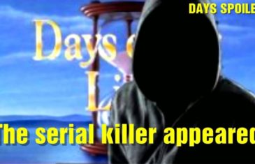 Days of our lives Spoilers Salem's black shadow covered