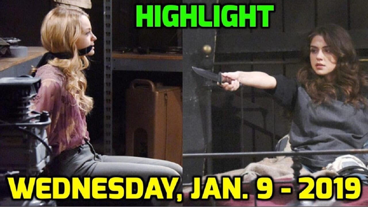 Days of Our Lives Spoilers Wednesday January 9