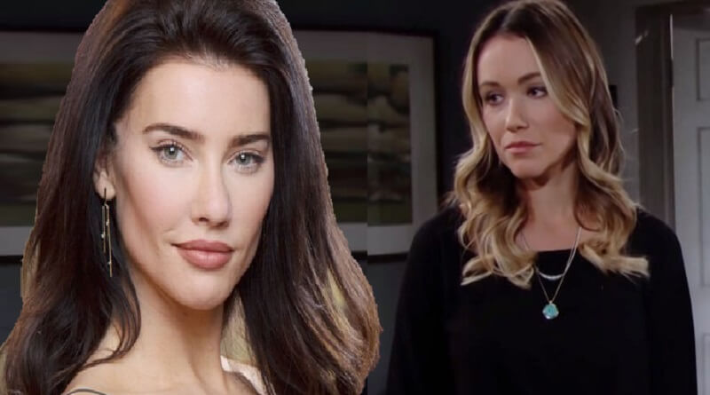 The Bold and The Beautiful Spoilers Flo will reveal Reese's secret to Steffy