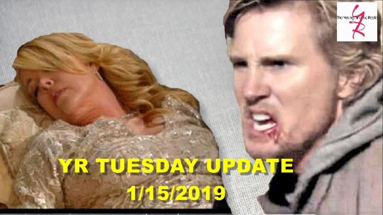 The Young And The Restless Spoilers Tuesday January 15
