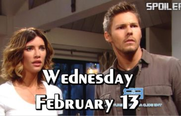 The Bold and the Beautiful Spoilers Tuesday January 13