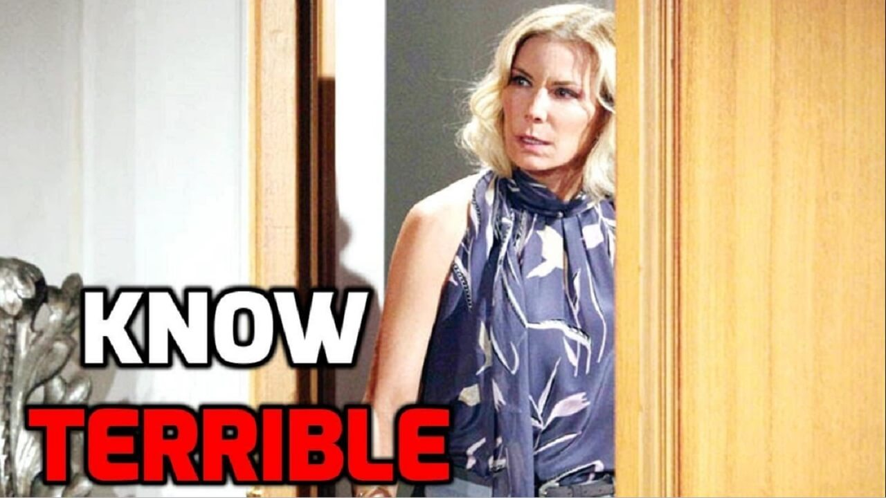 The Bold and the Beautiful Spoilers Brooke knew something terrible