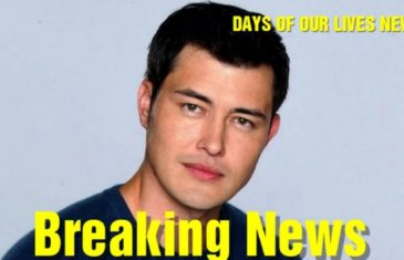 Days of our lives News Christopher Sean returns to DOOL