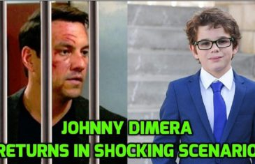 Days of Our Lives Spoilers Johnny DiMera replaced Stefan as the villain