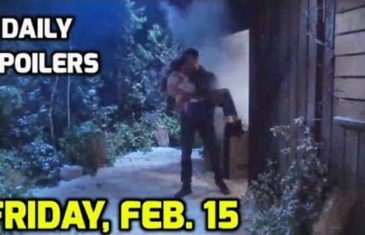 Days Of Our Lives Spoilers Friday February 15th