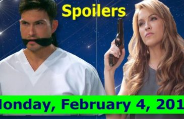 Days of Our Lives Spoilers Monday February 4