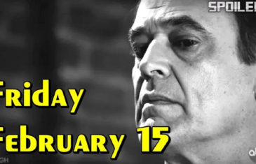 General Hospital Spoilers on Friday February 15