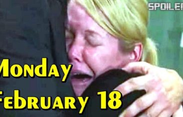 General Hospital Spoilers on Monday February 18