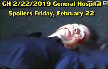 General Hospital Spoilers on Friday, February 22
