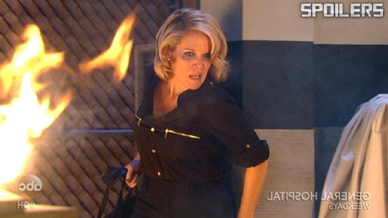 General Hospital Spoilers Ryan will be killed by his own fire created in Ferncliff