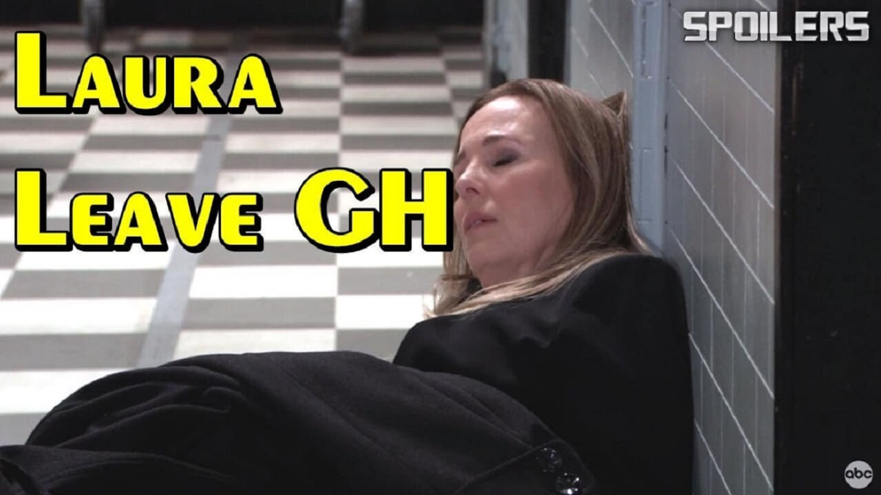 General Hospital spoilers Bad News – Genie Francis ( Laura ) will leave GH