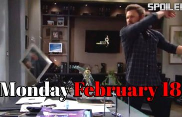 The Bold And The Beautiful Spoilers Monday February 18