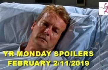 The Young and the Restless Spoilers February 11-15