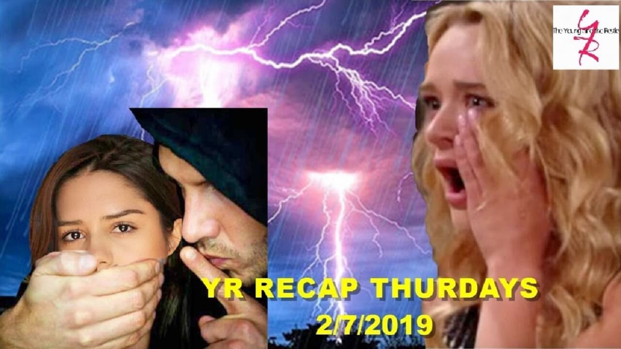 The Young and the Restless Spoilers Thursday February 7