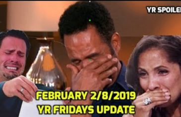 The Young and the Restless Spoilers Friday February 8