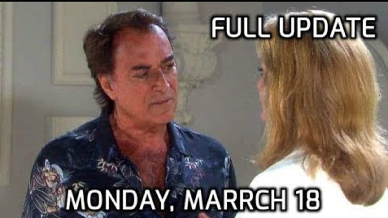 Days Of Our Lives Spoilers for Monday, March 18 | DOOL