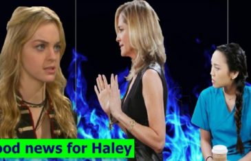 Days of Our Lives Spoilers Eve betrayed Claire - Haley was settled in USA