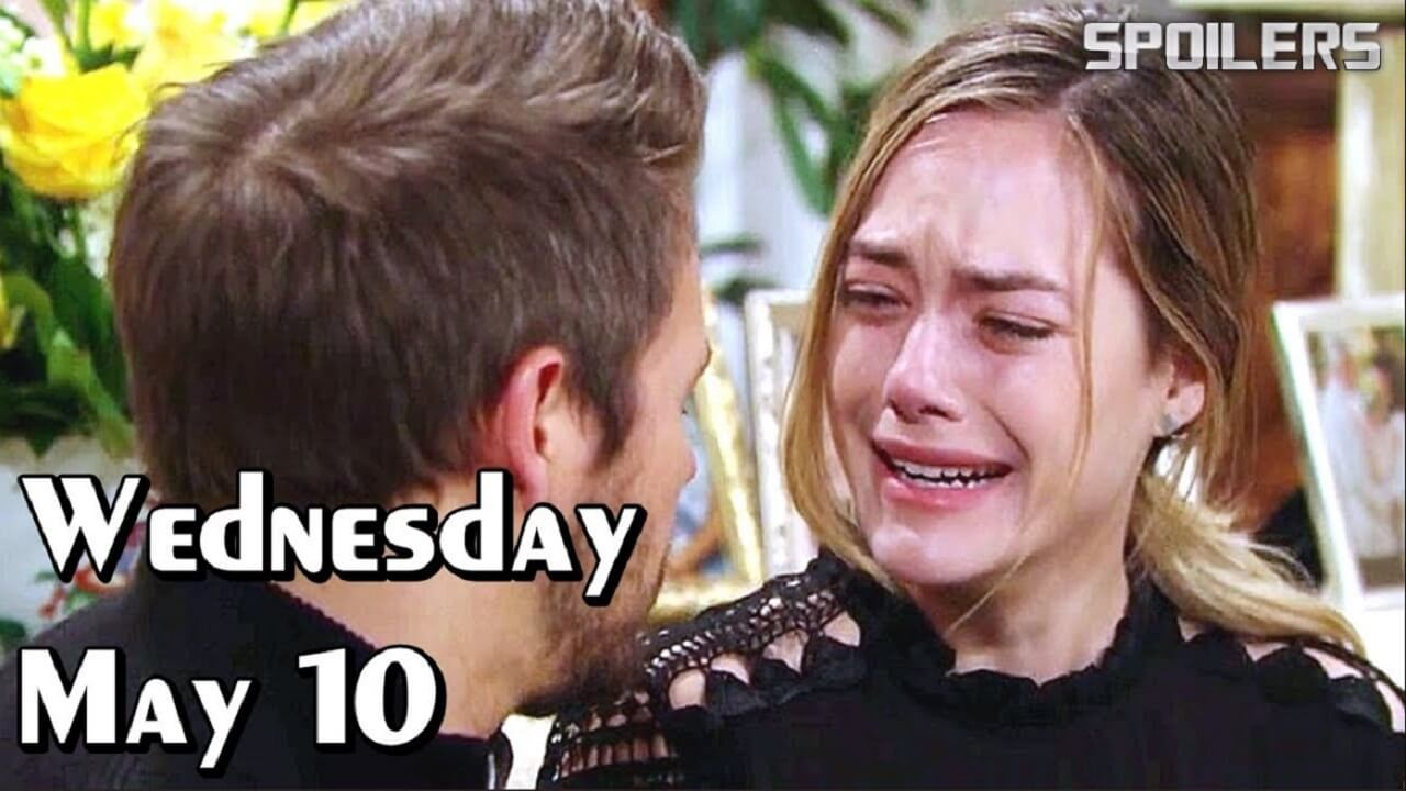 The Bold and the Beautiful Spoilers Wednesday, April 10