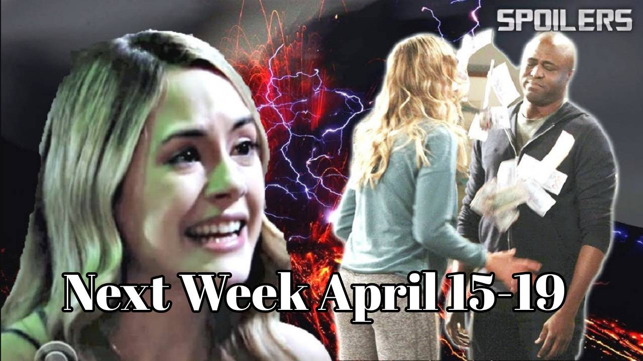 The Bold and the Beautiful Spoilers for April 15-19 Next Week
