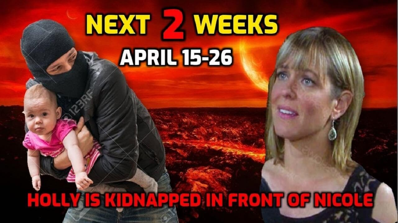 Days of Our Lives Spoilers Next 2 Weeks April 15-26th