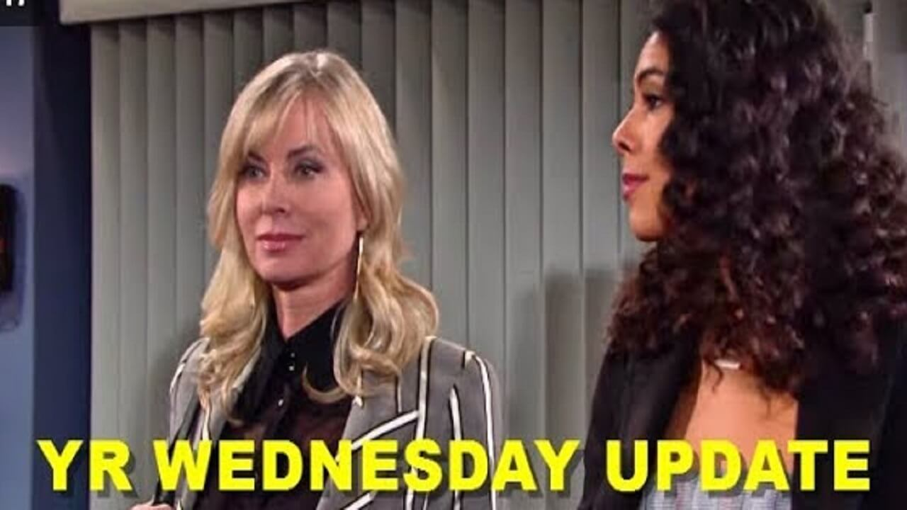 The Young and the Restless Spoilers for Wednesday, April 17