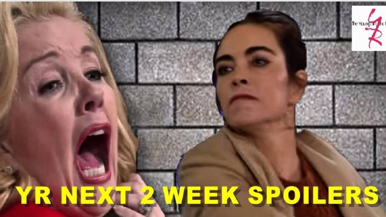 The Young and the Restless Spoilers for the Next Two Weeks