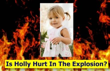 Days of Our Lives Spoilers Is Holly Hurt In The Explosion?
