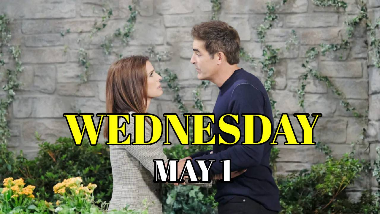 Days of our Lives Spoilers for Wednesday, May 1 DOOL