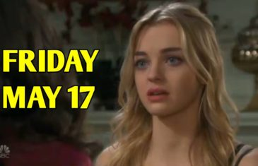 Days of our Lives Spoilers for Friday, May 17 DOOL