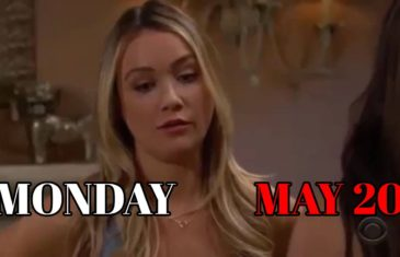 The Bold and the Beautiful Spoilers Monday, May 20