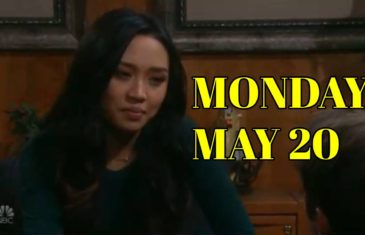 Days of our Lives Spoilers for Monday, May 20 DOOL