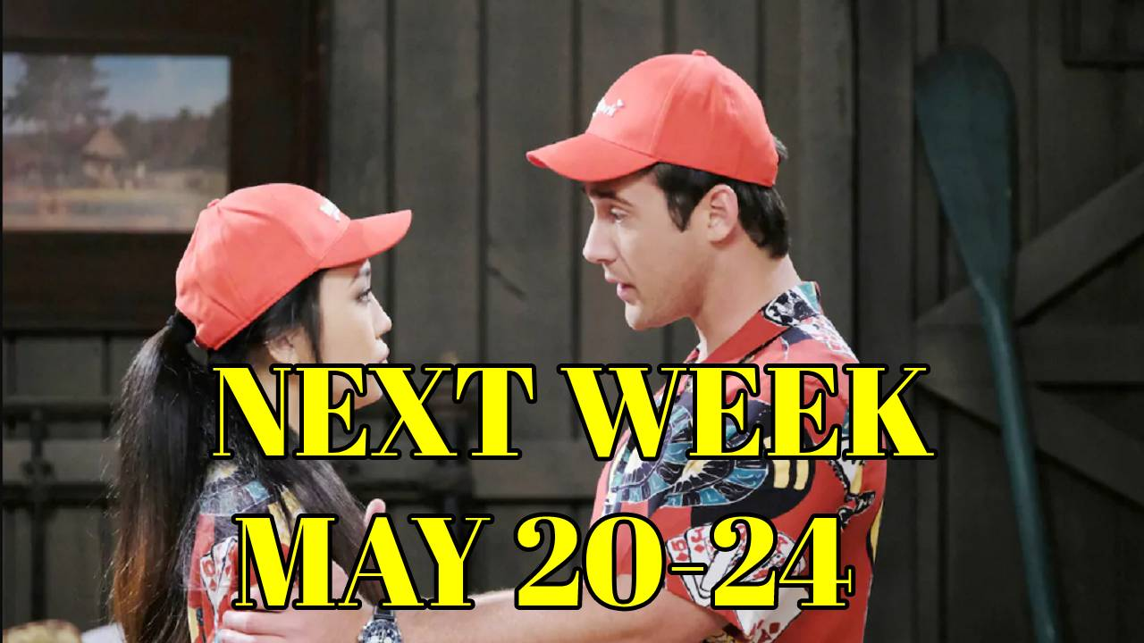 Days of our Lives Spoilers for May 20-24 Next Week