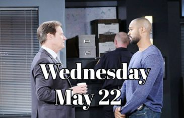 Days of our Lives Spoilers for Wednesday, May 22 DOOL