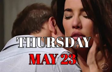 The Bold and the Beautiful Spoilers for Thursday, May 23