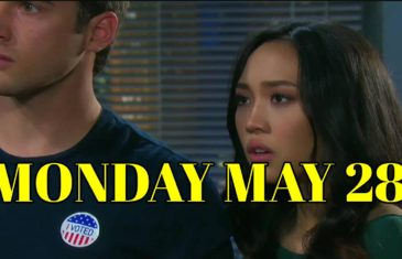 Days of our Lives Spoilers for Monday, May 28 DOOL